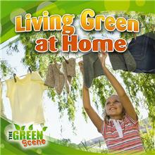 Living Green at Home - HC