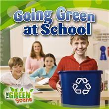 Going Green at School - PB