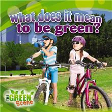 What Does it Mean to Go Green? - PB