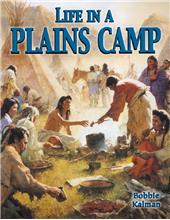 Life in a Plains Camp - PB