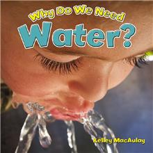 Why Do We Need Water? - PB