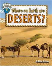 Where on Earth are Deserts? - PB