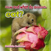 How and what do animals eat? - HC