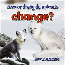 How and why do animals change? - HC
