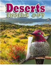 Deserts Inside Out - HC