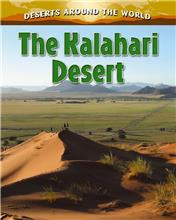 The Kalahari Desert - HC