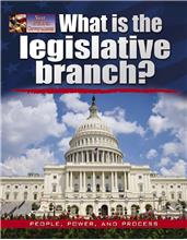 What is the legislative branch? - HC