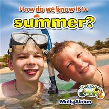 How do we know it is summer? - PB