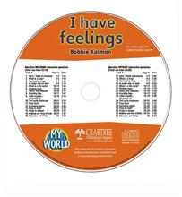 I have feelings - CD Only - CD - Audio