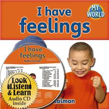I have feelings - CD + HC Book - Package - Mixed Media