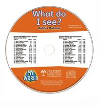 What do I see? - CD Only - CD - Audio
