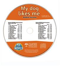 My dog likes me - CD Only - CD - Audio