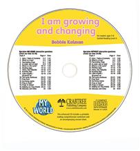 I am growing and changing - CD Only - CD - Audio