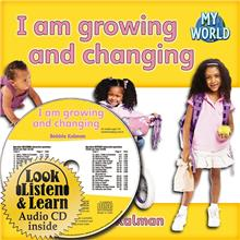 I am growing and changing - CD + PB Book - Package - Mixed Media