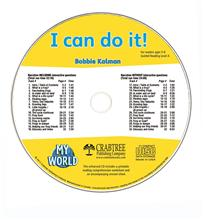 I can do it! - CD Only - CD - Audio