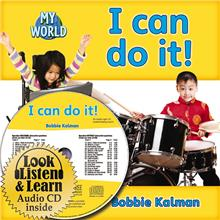 I can do it! - CD + HC Book - Package - Mixed Media