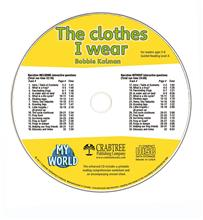 The clothes I wear - CD Only - CD - Audio