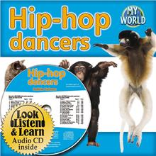 Hip-hop dancers - CD + HC Book - Package - Mixed Media