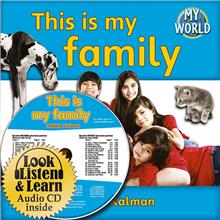 This is my family - CD + HC Book - Package - Mixed Media