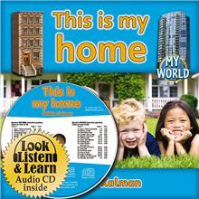 This is my home - CD + PB Book - Package - Mixed Media