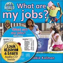 What are my jobs? - CD + HC Book - Package - Mixed Media
