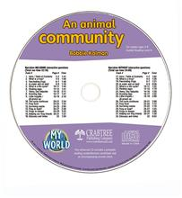 An animal community - CD Only - CD - Audio