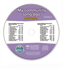 My community long ago - CD Only - CD - Audio