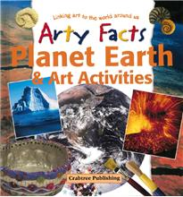 Planet Earth & Art Activities - HC