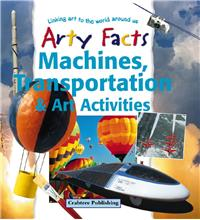 Machines, Transportation & Art Activities - PB