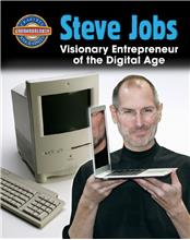 Steve Jobs: Visionary Entrepreneur of the Digital Age - HC