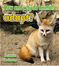 How and why do animals adapt? - HC