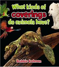 What kinds of coverings do animals have? - HC