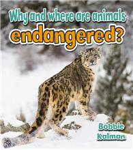 Why and where are animals endangered? - HC
