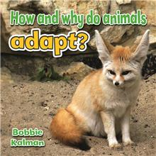 How and why do animals adapt? - PB