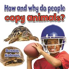 How and why do people copy animals? - PB