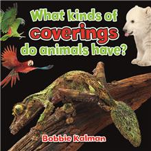What kinds of coverings do animals have? - PB