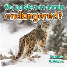 Why and where are animals endangered? - PB