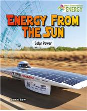 Energy from the Sun: Solar Power - eBook