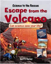 Escape from the Volcano - PB