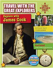 Explore with James Cook - HC