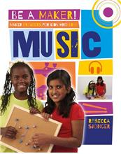 Maker Projects for Kids Who Love Music - eBook
