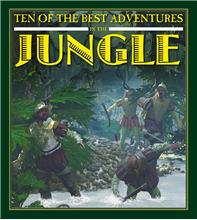Ten of the Best Adventures in the Jungle - HC