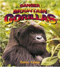 Endangered Mountain Gorillas - HC