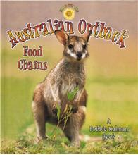 Australian Outback Food Chains - HC