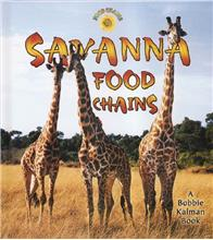 Savanna Food Chains - HC