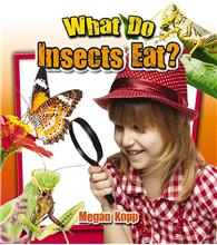 What Do Insects Eat? - HC