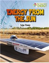 978-0-7787-1982-3 Energy from the Sun: Solar Power - Lib