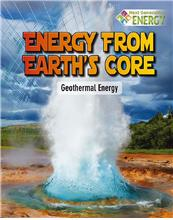 978-0-7787-2002-7 Energy from Earth