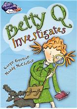 Betty Q Investigates - HC