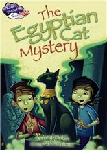 The Egyptian Cat Mystery - HC